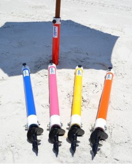 AugHog Beach Umbrella Anchors