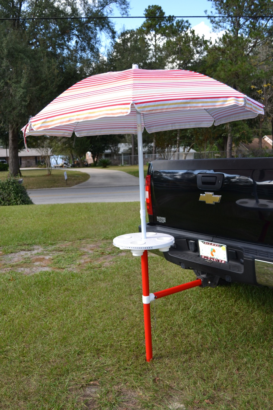 Tailgate Table Aughog Products Hitch Mount Aughog